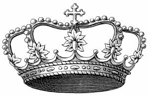 Queen of Cakes Crown