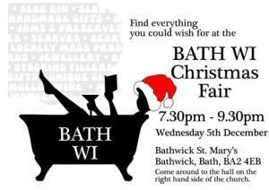 bath christmas fair