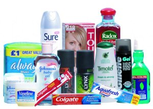 Bring along toiletries for the Bath Women's Refuge.