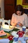 bunting making - 15
