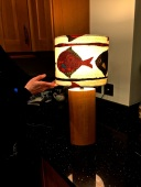 lampshades WI08