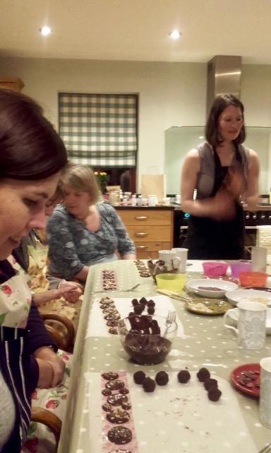 Chocolate Making Workshops Bath