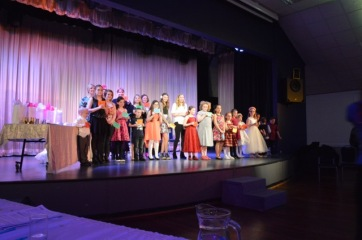 Melksham Carnival competitions 13032016 - 13