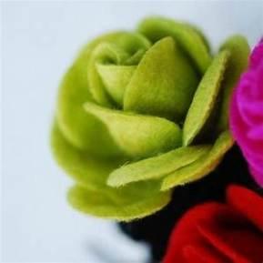 felt flower 2